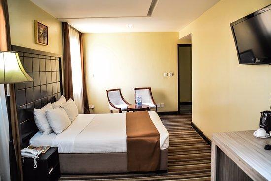 Superior Suite Picture Of The Clarion Hotel Nairobi Tripadvisor
