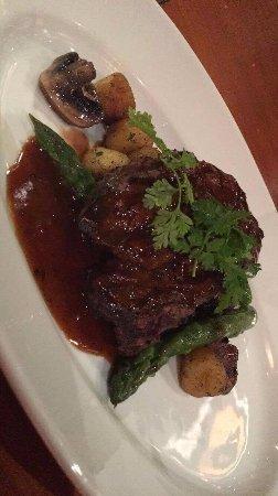 Mezza9 : Grilled Beef