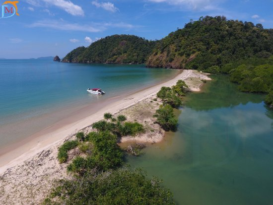 Myeik (Mergui) Archipelago, Birmania: Thaung Kan Aww Beach