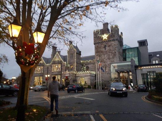 Clontarf Castle Hotel: 20171121_163123_large.jpg