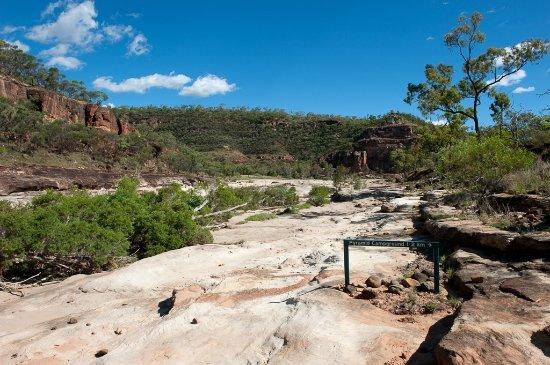 Hughenden, Australia: Porcupine Gorge