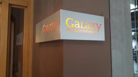 Galaxy City Center Hotel PATRAS