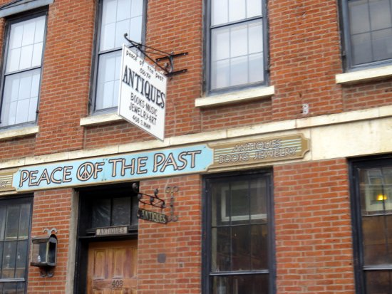 Galena, IL: Peace of the Past (South) at 408 S. Main St.