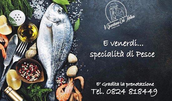 Civitella Licinio, Italia: in aggiunta al nostro solito menù...
