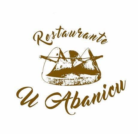 Valverde del Fresno, Spagna: Logotipo de Restaurante U Abanicu