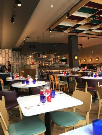 Pizza Express Stockport Unit 3 Redrock Bridgefield St