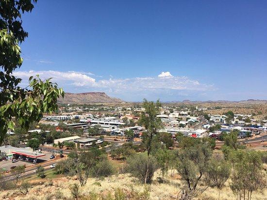 Anzac Hill (Alice Springs, Australien) - anmeldelser