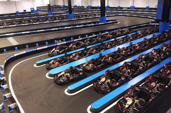 nouvelle piste nouveaux karts photo de paris kart indoor wissous tripadvisor. Black Bedroom Furniture Sets. Home Design Ideas