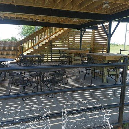 Chickasha, OK: Rock Island Grill