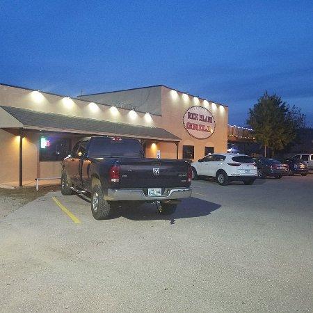 Rock Island Grill Oklahoma