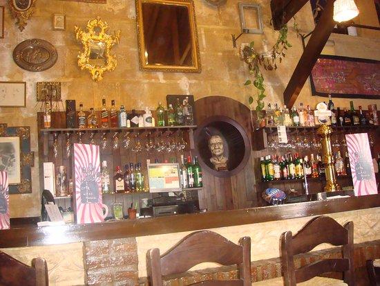 Osuna, สเปน: The bar