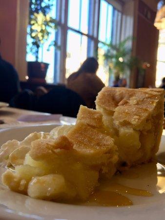 Elephant House: torta di mele
