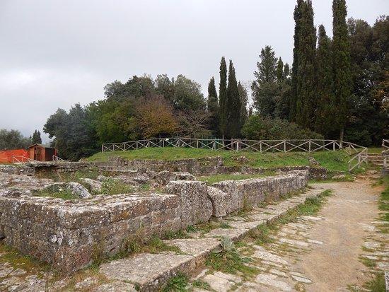 Parco Archeologico: Resti del templio A