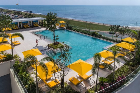 Swimming Pool Picture Of Shangri La Hotel Colombo Colombo Tripadvisor