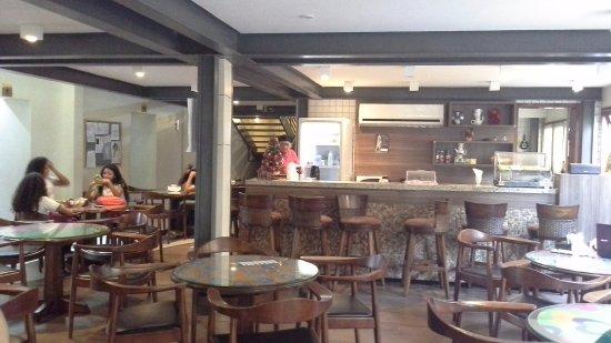 SESC Caixeiral: Café