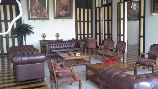 SESC Caixeiral: Sala andar superior