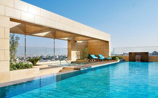 Pool At Fairmont Amman Picture Of Fairmont Amman Amman Tripadvisor