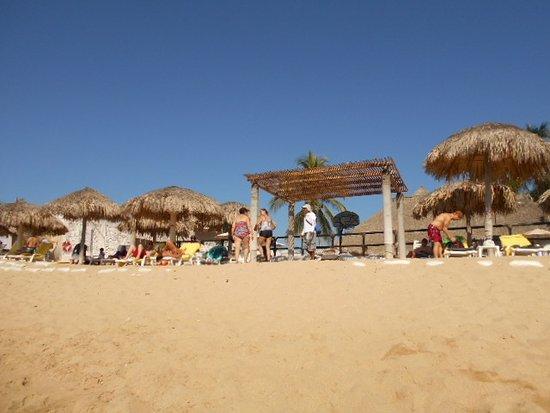 Park Royal Huatulco: Beach club