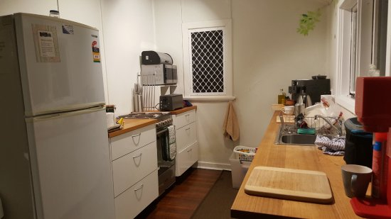 Nyamup, Australia: Kitchen