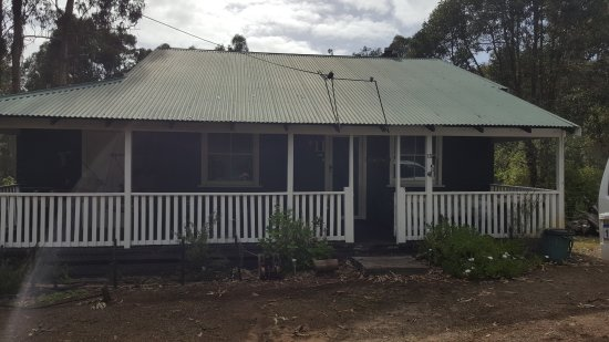 Nyamup, Australia: Our cottage