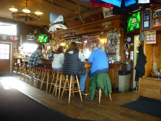 Coupeville, WA: Bar