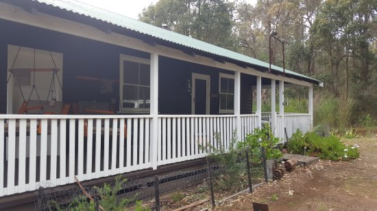 Nyamup, Australia: FRont of our cottage