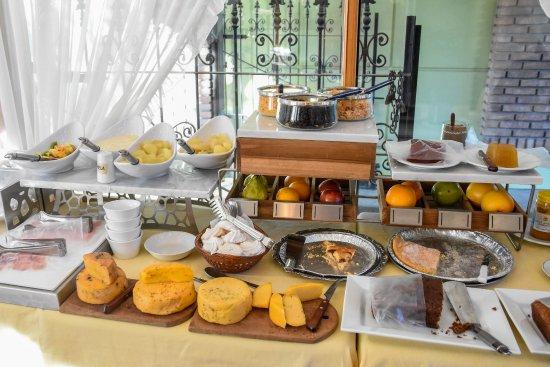 Hosteria Angelina: el desayuno
