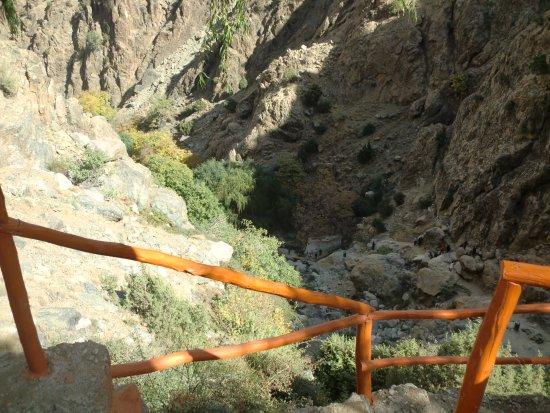 Marrakech-Tensift-El Haouz Region, โมร็อกโก: oupssss vertige