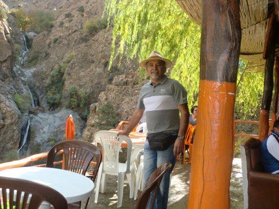 مراكش-تانسيفت-الحوز, المغرب: bar en altitude