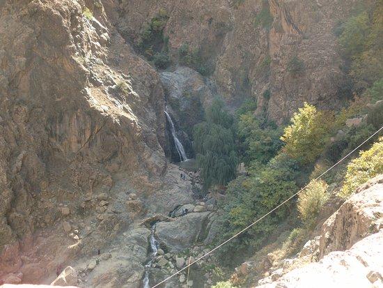 مراكش-تانسيفت-الحوز, المغرب: cascades en hauteur