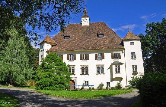 Schloss Wiesenau im Lavanttal