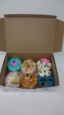 Bubble Gum, PBJ, Kate Spade, Birthday Cake, Chocolate Pretzel, Cookie Monster