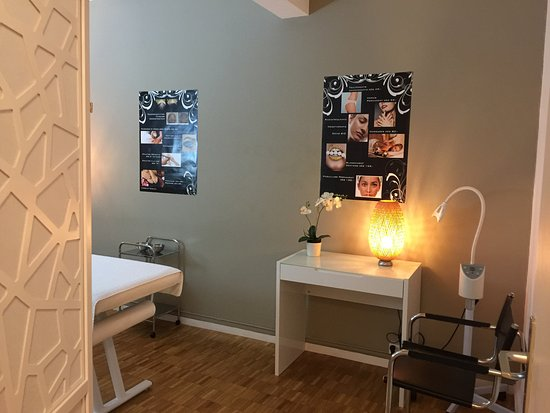 one of the massages room