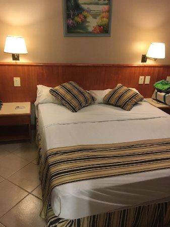 Marcopolo Suites Iguazu: las camas son muy comodas