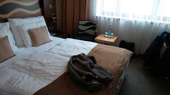 Hotel Danubia Gate Bratislava Fotografie