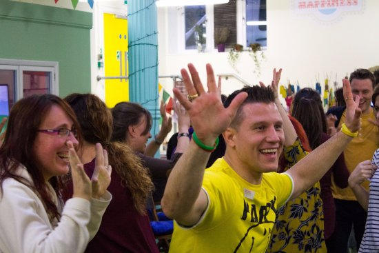 The NEW Museum of Happiness Experience is sure to put a smile on your face!