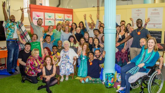 Museum of Happiness: The Museum is fortunate to have a wonderful community and all are welcome!