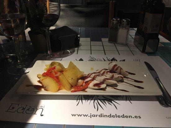 Photo0 Jpg Picture Of El Jardin Del Eden Barcelona Tripadvisor