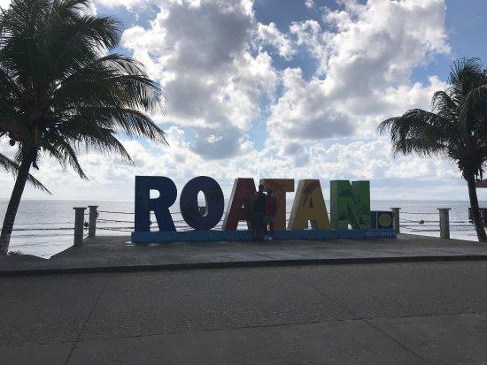 Coxen Hole, هندوراس: Our wonderful trip to Roatan all thanks to Orrin!
