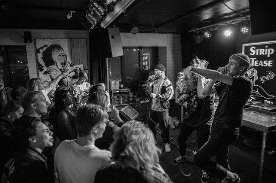 Lahti, Finlandia: Live musaa / Live music