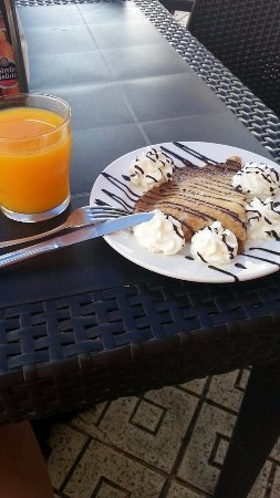 Cabo de Palos, Spanyol: Desayuno