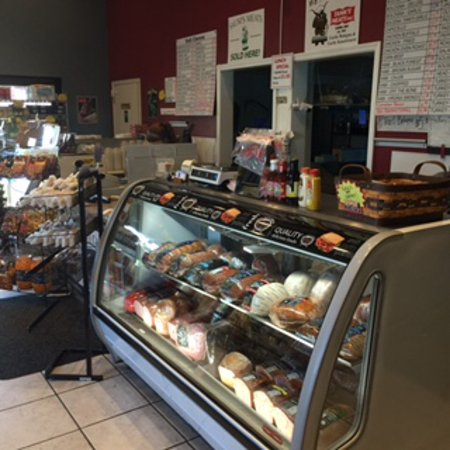 Fostoria, OH : Areas largest selection of  Amish Meats