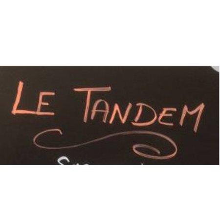 Meylan, France: Le Tandem