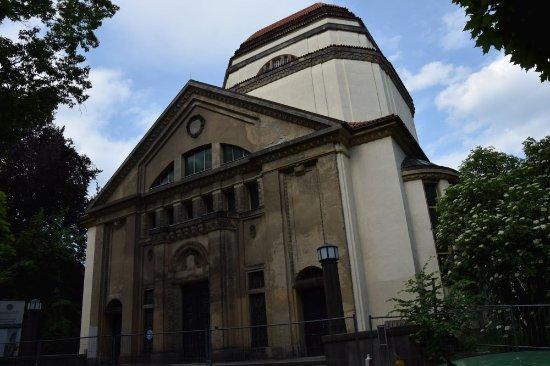 Görlitz, Almanya: Fasada