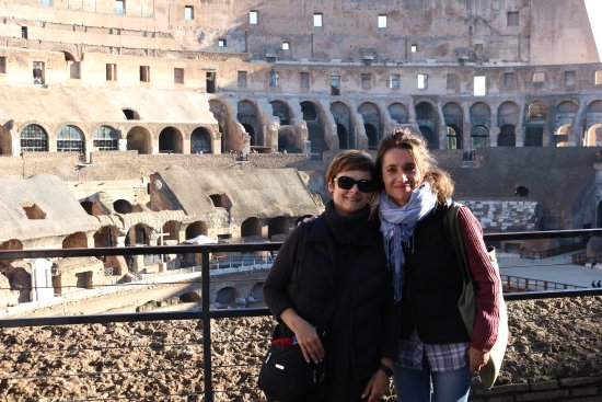 Angel Tours Rome : Beautiful day with Kasia from Angel Tours