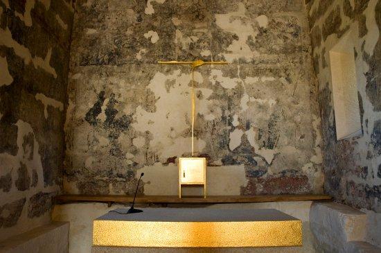 Igreja de São Mamede de Vila Verde | Altar