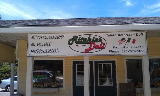 Ritchie's Amenia Deli