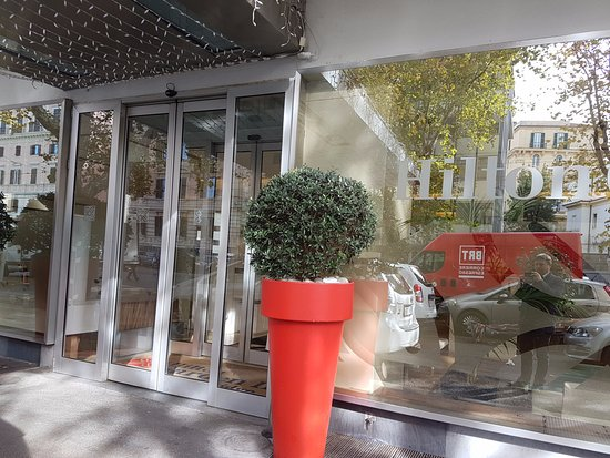 Img 20171020 171951 Bild Von Hilton Garden Inn Rome Claridge Rom Tripadvisor