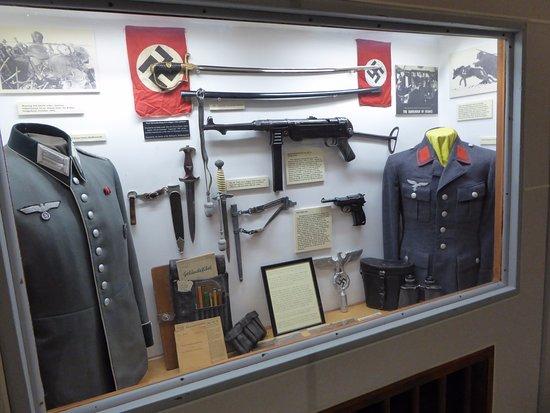 Indiana War Memorial : ドイツ軍