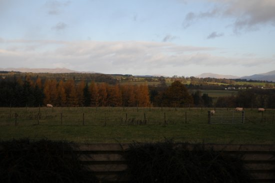 Killearn, UK: The views are breathtaking